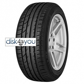 Continental ContiPremiumContact 2 225/55 ZR17 97Y Reinforced Run Flat
